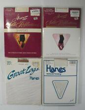 Hanes Pantyhose, Hanes Silk Reflections, Hanes Great Legs, Hanes Textured Hosier