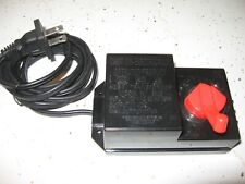 New ListingG Scale Power Supply 17 Volts Usa Trains Aristocraft Lgb Bachman