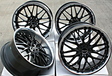 "20"" BPL 190 ALLOY WHEELS FIT FORD MUSTANG MITSIBUSHI GT0 04> 5X114 ONLYFG"