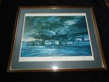 More details for wwii raf let's call it a day john rayson signed print sir leonard cheshire