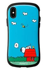 iFace First Class iPhone XS X case SNOOPY PEANUTS kennel JAPAN
