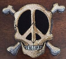 """Mouse & Kelley Skull Patch 3.5""""x3"""""""