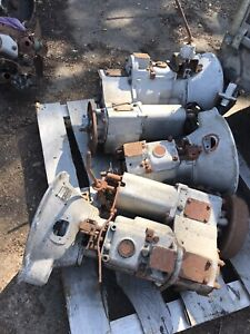 Land Rover Series 2 Or 2a Gearboxes X4 for Rebuilding