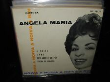 """ANGELA MARIA a noiva ( latin ) 7""""/45 picture sleeve ep"""