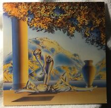 The Moody Blues The Present NM/NM Sterling in Deadwax