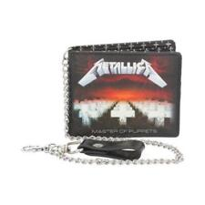 More details for official licensed - metallica - master of puppets chain wallet - metal hetfield