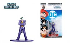 "DC Comics Nano Metalfigs THE JOKER DC18 2"" Die-Cast Metal Figure Wave 2"