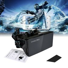 "Universal Virtual Reality 3D Video Glasses for 3.5~5.6"" Phones Google Cardboard"