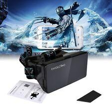 "Universal Virtual Reality 3D Video Glasses for 3.5~5.6"" Phones Google Cardboard"