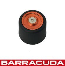 Barracuda - Kawasaki Z750 (2007-2014) Crash Bungs + ORANGE Inserts