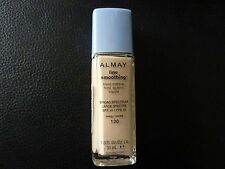 Almay Line Smoothing Makeup / Foundation SPF 15 - IVORY  #120 - New