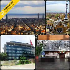 4 Tage 2P ÜF Spanien Barcelona 4 Sterne Hotel Kurzurlaub Wochenende Kurzreise