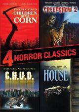 4 Horror Classics With Domenick John DVD Region 1 014381812527