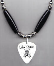 Dixie Chicks White Guitar Pick Necklace - 1999 Fly Tour