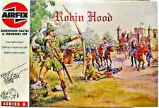 Airfix # 6702 - HO Scale Robin Hood Sherwood Castle - mint in original box