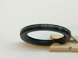 Tiffen Step-Down Ring 62mm-49mm Filter Adapter