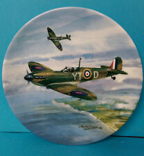 Coalport Dawn Patrol By Michael Turner Reach For The Sky Collector Plate.