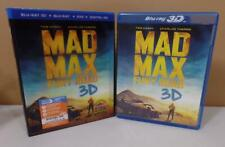 Mad Max: Fury Road LENTICULAR slip cover (3D Blu-ray, 2D Blu-ray, DVD)  NO CODE