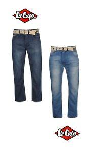 ***Promotion***Jeans homme de marque Lee Cooper 2 coloris au choix du 40 au 50