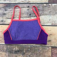 Speedo Womens Sports Bra Size 4 E119