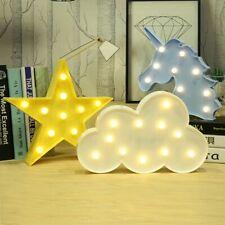 Shade-less Desk Lamps Luminous Led Bulb Light Kids Bedside Lighting Home Decors