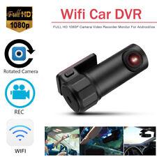 HD 1080P Wifi Hidden Car DVR Mini Dash Cam Camera Video Recorder TF Card