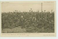 Northumberland Fusiliers, Daily Mail Series 6 No. 40 WW1 Postcard, C052