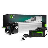 Batterie Vélo Electrique 36V 10.4Ah Li-Ion E-Bike Silverfish avec Chargeur