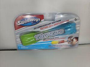SwimWays Toypedo 25th Anniversary Edition Hydrodynamic Pool Dive Toy NEW