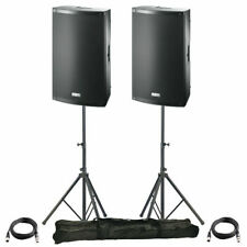 "FBT X-lite 12a Active Speaker 12"" Powered 1000w Monitor Band DJ Club Pub PA"