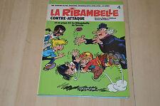 BD La Ribambelle tome 4 - TIllieux et Roba - EO 1984
