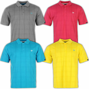 DUNLOP Hommes Polo