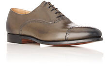 NIB Crockett & Jones Malton Shoes 8/8.5 (E360) Goodyear, Hand-made in England