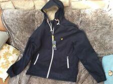 Lyle & Scott Men's Cotton Bomber, Harrington Coats & Jackets
