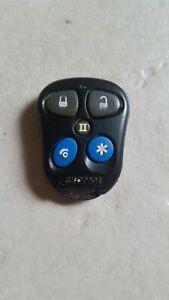 AUTOPAGE 5-Button Remote FCC ID# H50T21 H5OT21 Keyless Entry Transmitter XT-33