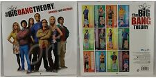 CALENDARIO 2015 THE BIG BANG THEORY UFFICIALE TV CALENDAR 30 x 60 cm quadrato
