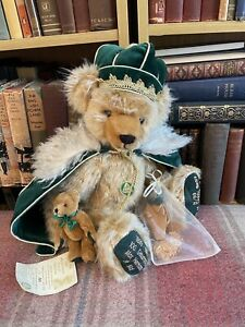 Max Hermann - King Of Teddy Bear -Limited Edition - Label - Mohair - Vintage