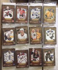 12 x 2009-2010 Upper Deck Biography of a Season Hockey Factory Sealed Pack Lot
