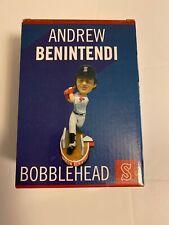 Salem Red Sox SGA Andrew Benintendi Bobble Bobblehead Boston Red Sox Fast Track