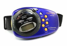 EMERSON HR2003BL AM/FM/TV/WEATHER Digital Stereo Armband Radio