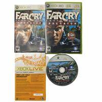 Far Cry Instincts: Predator - Xbox 360 Game W/Xbox Live Gold Membership