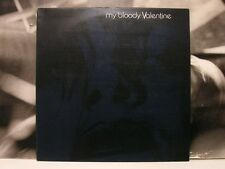 "MY BLOODY VALENTINE - FEED ME WITH YOUR KISS 12"" EP UNPLAYED TEXTURED SLEEVE"