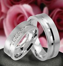 Hochzeitsringe , Trauringe , Verlobungsringe , Silber 925 , GRavur GRatis  JK2-6