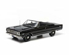 1:18 Greenlight - 1967 Plymouth Belverdere GTX Convert Black