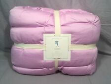 Pottery Barn Kids Lilac Audrey Twin Quilt
