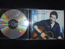 CD SINGLE BRUCE SPRINGSTEEN / SECRET GARDEN /