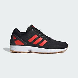 adidas ZX Flux Schuhe Sneaker Schwarz Herren EG5407