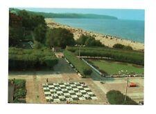Poland - Sopot, Brzeg Morski, Widok w Kierunku Orlowa - Picture Postcard