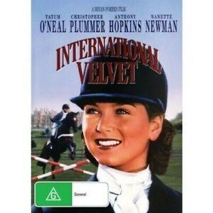 International Velvet Anthony Hopkins (Classic Film Dvd)