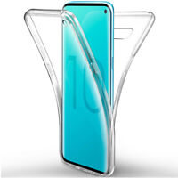 COQUE SILICONE INTEGRALE HOUSSE TPU  PROTECTION SAMSUNG GALAXY S10 S10+ S10E